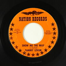 Northern Soul 45 - Tammy Levon - Show Me The Way - Nation - VG++ mp3