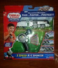 Fisher-Price Thomas the Train: TrackMaster 3 speed R/C Spencer New HTF Rare