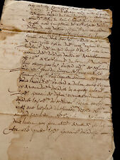 Old Document 1612