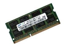 4gb ddr3 Samsung Ram 1333mhz per NOTEBOOK SONY VAIO serie Z VPCZ 12z9e/x memoria