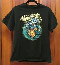 White Zombie Tennessee River T-Shirt 2008 Freakazoid Heaven Adult S Small