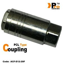 1/4'' BSP Female PCL Style Quick Release Coupling
