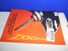 Zodiac H-D Billet Aluminum trans Dipstick Fits 5Spd Big Twins 1980-86 BC38293 T