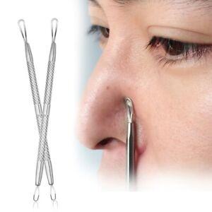 Blackhead Comedown Acne Pimple Blackhead Blemish Remover Tool Spoon Pore Cleaner