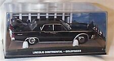 James Bond Lincoln Continental Goldfinger New in sealed pack