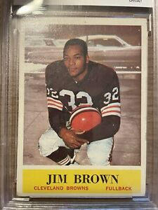 1964 jim brown becket 8 bvg