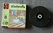 Film super 8 - Cinderella / Cendrillon