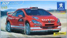 Peugeot 307 WRC Bausatz  Heller  Maßstab 1:43  OVP  NEU