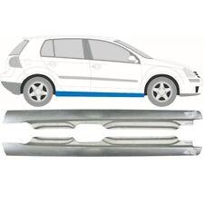 Volkswagen Golf 5 Golf V 2003-2009 5 Tür Voll Schweller Reparaturblech / Paar