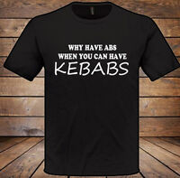 why have abs.. T-Shirt Funny Mens womens Xmas Christmas Gift Present