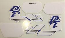 Yamaha DT DTR 125 200 1988-2004 Decals Graphics Sticker Kit non oem