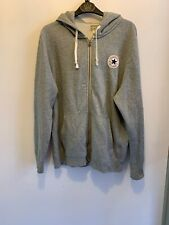 Converse All Star Zip Up Hoodie Size M