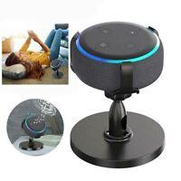 360° Adjustable Loudspeaker Stand Bracket Mount Table Holder For Echo Dot 3Rd