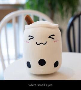 PlushTea Bubble Tea Plushie Milk Tea Plush Boba Plushies Cotton Toy