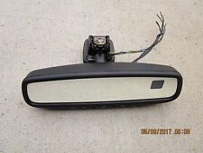 06 - 12 FORD FUSION SEL REAR VIEW MIRROR WITH AUTO DIM COMPASS HOME LINK