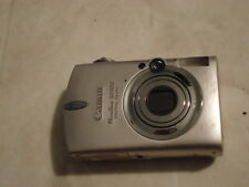 Nice Canon Powershot SD550 Digital Camera IXUS750
