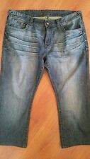 GUESS Jeans size 40 x 25 100% Cotton Flap Button Pockets
