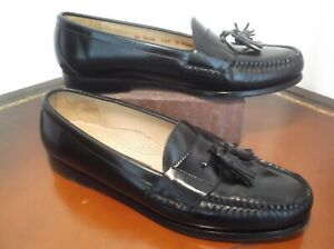 Cole Haan Tassled Leather Loafers Casual Dress Shoes Men's Sz. 11.5  C