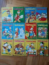 +200 TOPOLINO fascia 1000 2000 lotto scegli mancolista completa collezione