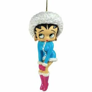 Betty Boop Christmas Tree Decoration / Hanging Ornaments - various designs