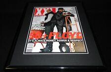 50 Cent Floyd Mayweather Framed 11x14 ORIGINAL 2012 XXL Magazine Cover