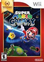 Super Mario Galaxy - Nintendo  Wii Game