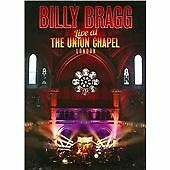 Billy Bragg-Live at the Union Chapel, London  CD with DVD NEW SEALED