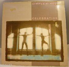 ♪♪ 33 T  VINYL SIMPLE MINDS - CELEBRATION ♪♪