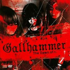 The Dawn of Gallhammer by Gallhammer (CD, 2007, 2 Discs, Peaceville Records (USA))