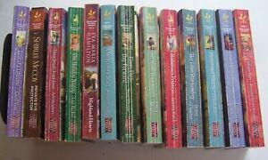 13 Love Inspired Books Larger Print Romance Harlequin Paperbacks CHEAP!