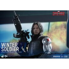 Winter Soldier Figure - Captain America:Civil War - Hot Toys - New and Sealed