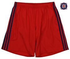 adidas MLS Men's Adizero Team Color Short, Chicago Fire Soccer Club
