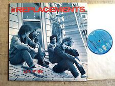The Replacements ‎– Let It Be - LP Limited Edition, Blue Vinyl