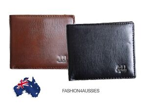 (COST PRICE!) WALLET MENS LEATHER ~ Business Class ~ Pocket Card Clutch Purse