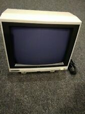 Vintage Magnavox 80 BM7622074B Computer Monitor Amber CRT Composite