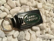 RANGE ROVER BLACK LEATHER WITH BLACK AND SILVER LOGO NEW