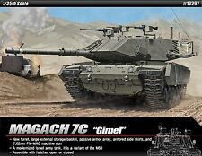 "Academy Model Kit 1/35 MAGACH 7C ""Gimel"" Israel Main Battle Tank #13297"
