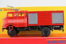 """Busch/Espewe 95253 IFA W50 TLF16 GMK """"FW Berlin Weißensee"""" 1:87/H0 NEU/OVP"""