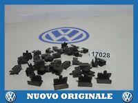 38 Stücke Pieces Montageklammer Kabelschelle Clips Original VOLKSWAGEN 431853149