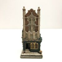 Lilliput Lane - Jeweller - L2108 complete with Deeds - Rare