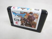 MSX WING MAN 2 ENIX Wingman Cartridge Import Japan Video Game msx cart