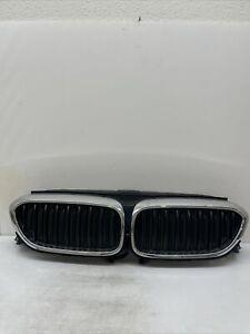 BMW G30 2017 2018 2019 530i 540i Shutter Chrome Grilles 7497279