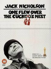 One Flew Over The Cuckoos Nest [DVD] [1975][Region 2]