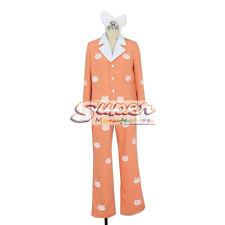 Bakemonogatari Monstory Monogatari Hanekawa Tsubasa Cloth Cosplay Costume