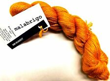 SUNSET 1 Skein 420yd Malabrigo BABY SILKPACA Alpaca & Silk SOFT LUXURY Lace YARN