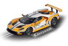 Carrera Digital 132 Ford GT Race Car #2 Slot Car 30786 CRA30786