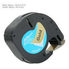 Convenient To Use Easy To Peel Plastic Label Tape Waterproof Thermal Printing
