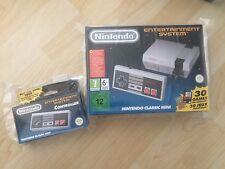 Nintendo Classic Mini NES Konsole + Original Controller verpackt !NEU!BRAND NEW!