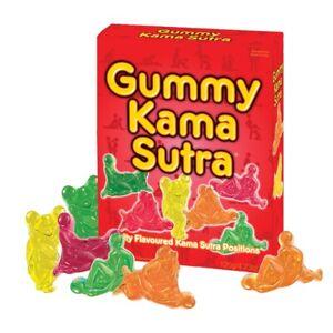 Gummy Kama Sutra Jelly Fruit Sweets Novelty Secret Santa Christmas Joke Gift
