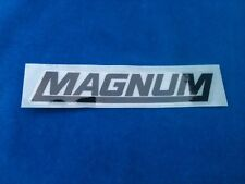 Stihl Oem Magnum Sticker/Decal. Suits many saws 0000-967-1593